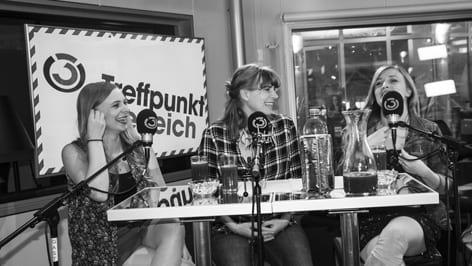 Poxrucker Sisters: Fotografiert von Anastasia Lopez bei Hitradio Ö3 (ORF)